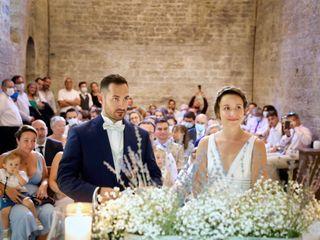 Le mariage de Marie-Anne et Sébastien