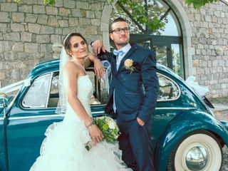 Le mariage de Marie et Paolo