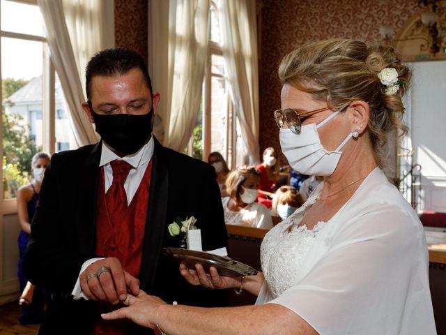 Le mariage de Marie-Christine et Grégory