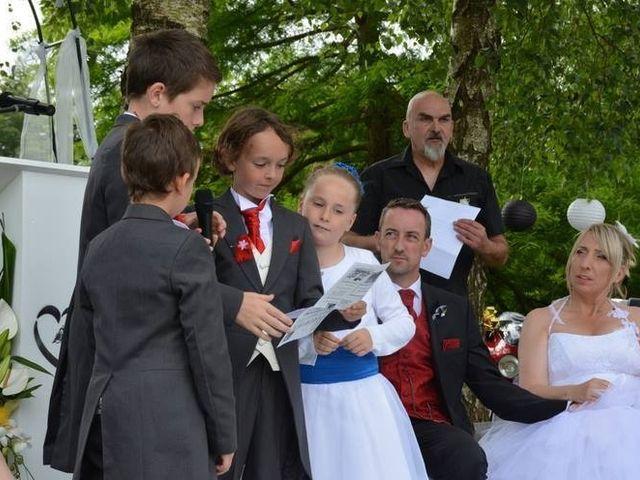 Le mariage de STEPHANE et FINA à Clayes, Ille et Vilaine 8