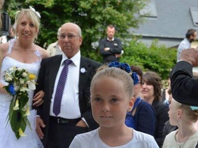 Le mariage de STEPHANE et FINA à Clayes, Ille et Vilaine 9