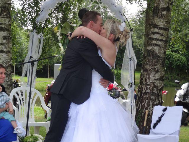 Le mariage de STEPHANE et FINA à Clayes, Ille et Vilaine 13