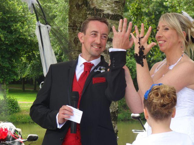 Le mariage de STEPHANE et FINA à Clayes, Ille et Vilaine 14