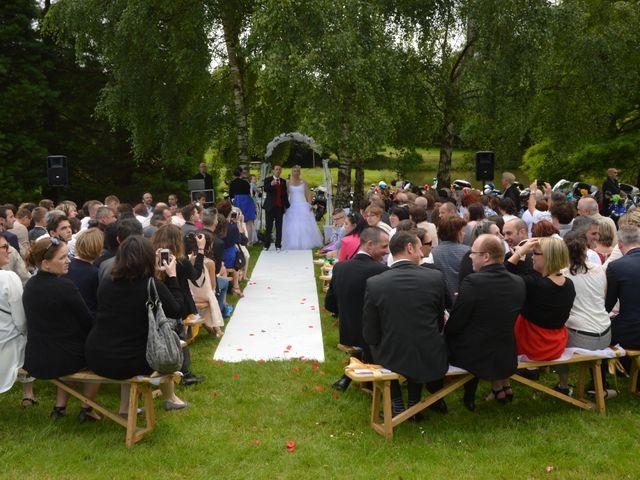 Le mariage de STEPHANE et FINA à Clayes, Ille et Vilaine 16