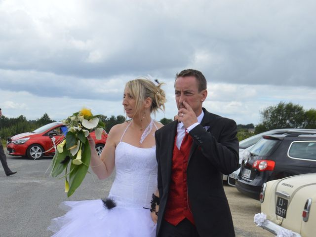Le mariage de STEPHANE et FINA à Clayes, Ille et Vilaine 30