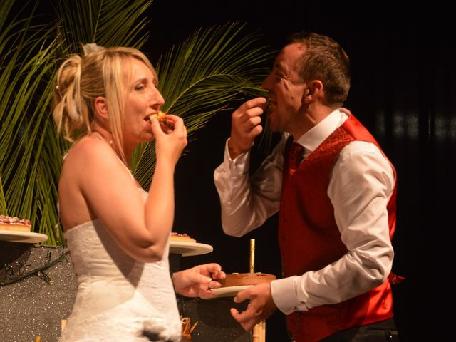 Le mariage de STEPHANE et FINA à Clayes, Ille et Vilaine 33