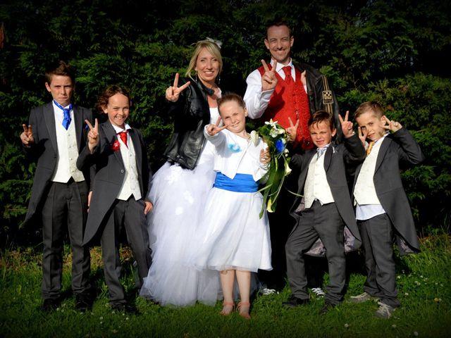 Le mariage de STEPHANE et FINA à Clayes, Ille et Vilaine 40