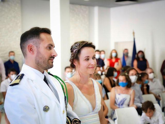 Le mariage de Sébastien et Marie-Anne à Pierrefeu-du-Var, Var 1