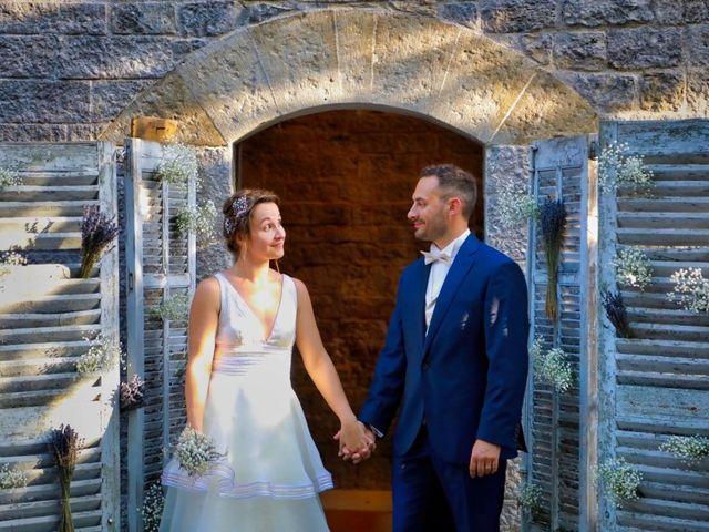 Le mariage de Sébastien et Marie-Anne à Pierrefeu-du-Var, Var 6