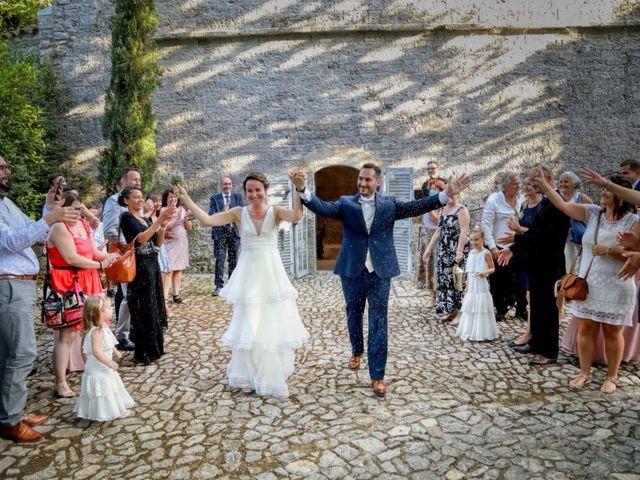 Le mariage de Sébastien et Marie-Anne à Pierrefeu-du-Var, Var 7