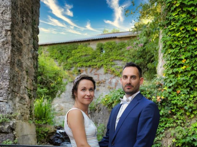 Le mariage de Sébastien et Marie-Anne à Pierrefeu-du-Var, Var 8