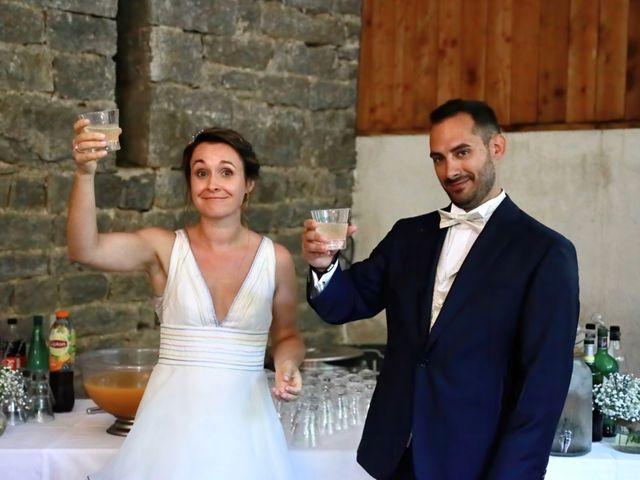 Le mariage de Sébastien et Marie-Anne à Pierrefeu-du-Var, Var 10