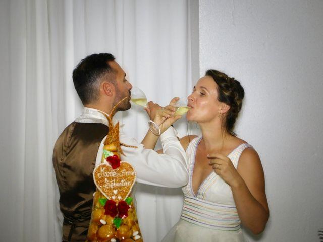 Le mariage de Sébastien et Marie-Anne à Pierrefeu-du-Var, Var 22
