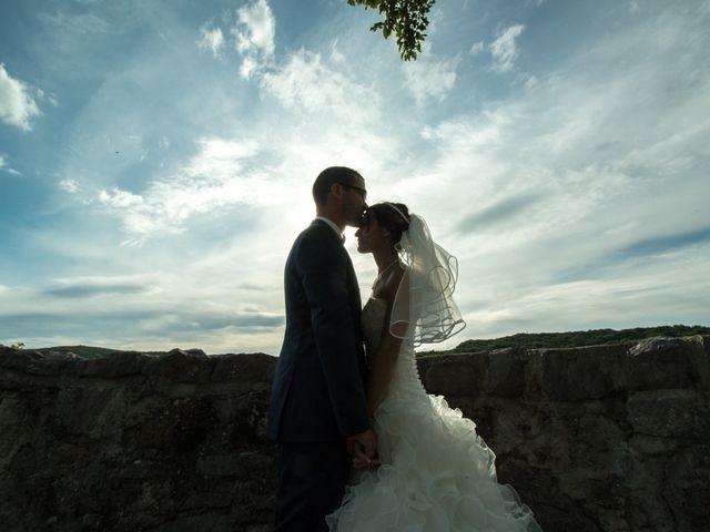 Le mariage de Paolo et Marie à Villeneuve-de-Berg, Ardèche 8