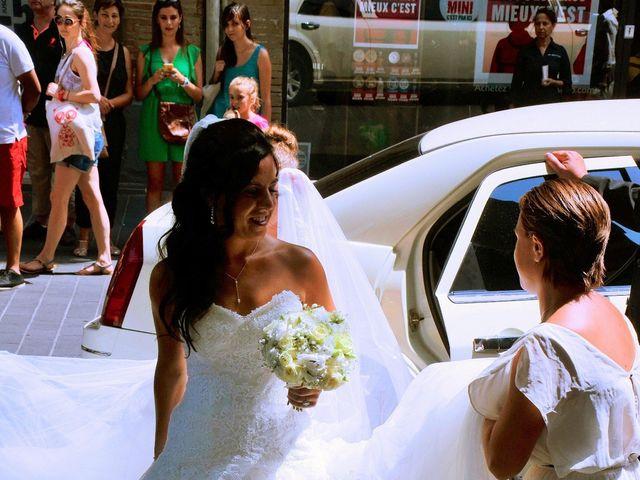 Le mariage de Sébastien et Alison à Toulouse, Haute-Garonne 10