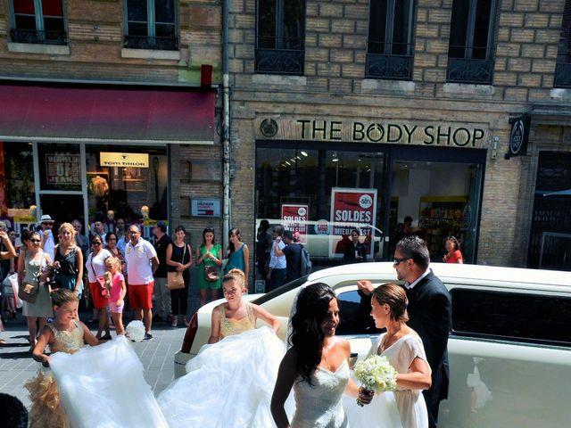 Le mariage de Sébastien et Alison à Toulouse, Haute-Garonne 11