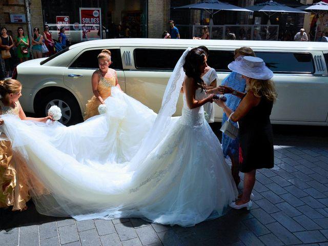 Le mariage de Sébastien et Alison à Toulouse, Haute-Garonne 12