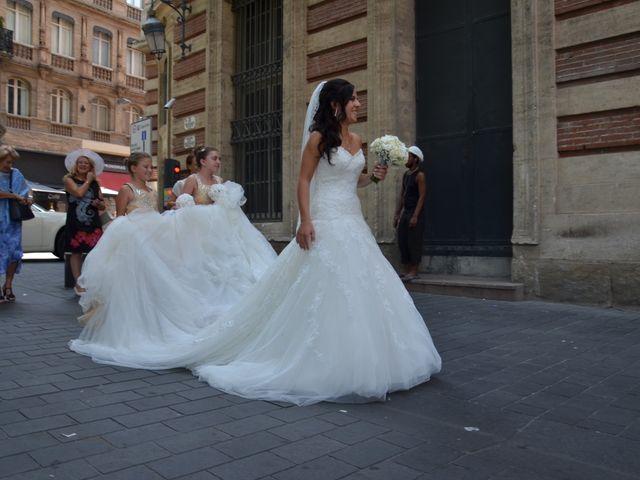 Le mariage de Sébastien et Alison à Toulouse, Haute-Garonne 14