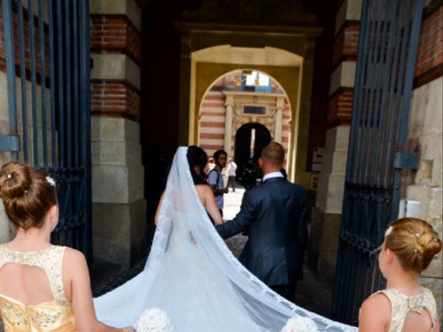Le mariage de Sébastien et Alison à Toulouse, Haute-Garonne 17