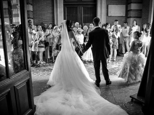 Le mariage de Sébastien et Alison à Toulouse, Haute-Garonne 28