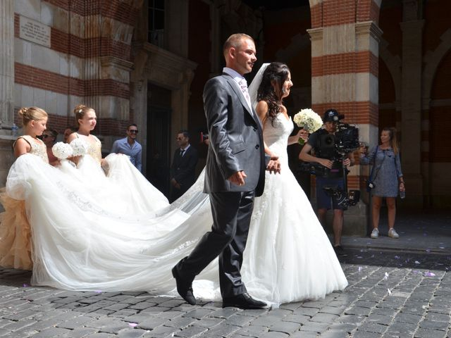 Le mariage de Sébastien et Alison à Toulouse, Haute-Garonne 31