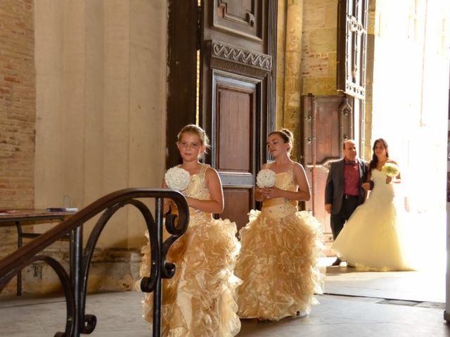 Le mariage de Sébastien et Alison à Toulouse, Haute-Garonne 34