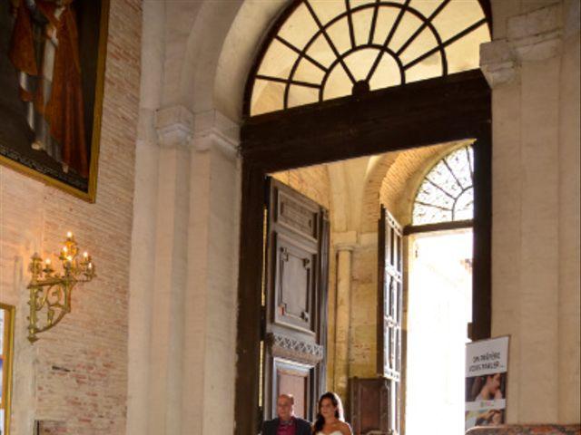 Le mariage de Sébastien et Alison à Toulouse, Haute-Garonne 35