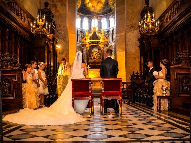 Le mariage de Sébastien et Alison à Toulouse, Haute-Garonne 42