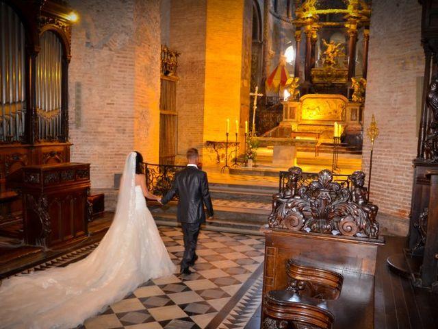 Le mariage de Sébastien et Alison à Toulouse, Haute-Garonne 43