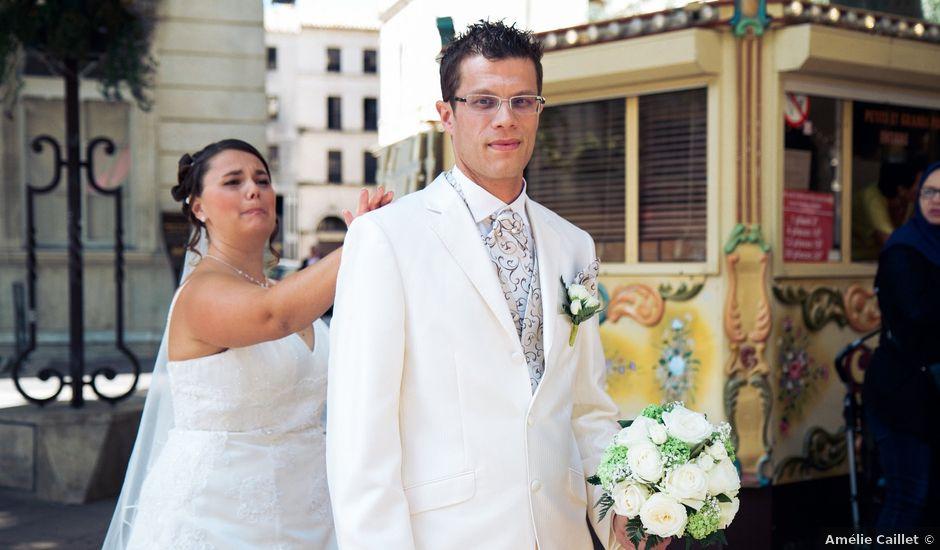 Le mariage de Frédéic et Océane à Avignon, Vaucluse