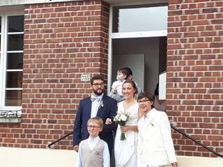 Le mariage de Nathalie et Benifa