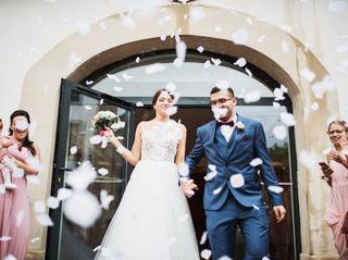 Le mariage de Chloé et Nordine 1