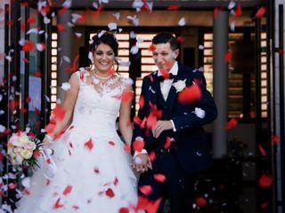 Le mariage de Julia et Fabien