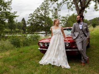 Le mariage de Lauryn et Loïc
