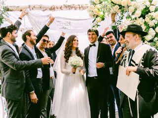 Le mariage de Sara et Gilles