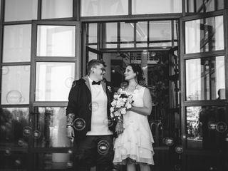 Le mariage de Marina et Alexine 1