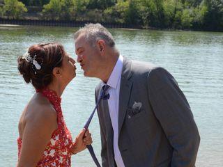 Le mariage de Christine et Bruno