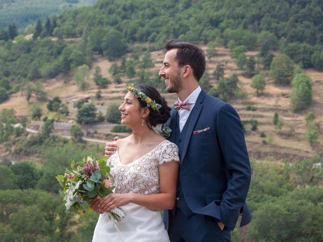 Le mariage de Lauriane et Léo