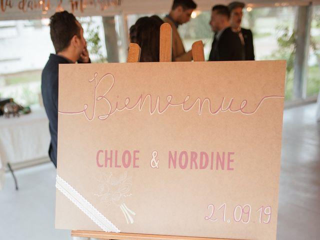 Le mariage de Nordine et Chloé à Canet, Hérault 9