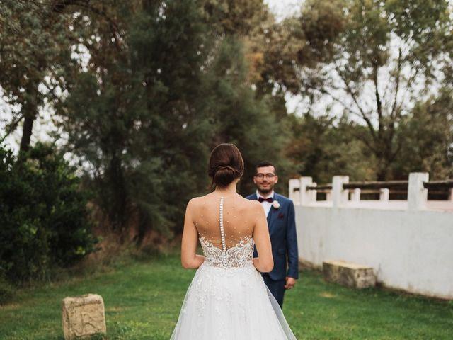 Le mariage de Nordine et Chloé à Canet, Hérault 20