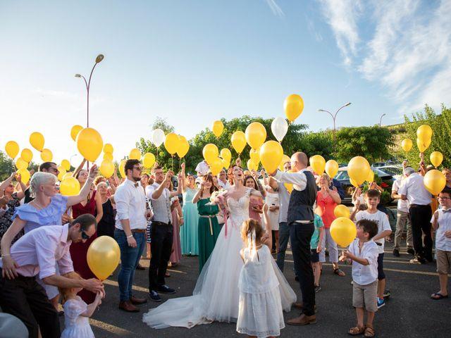 Le mariage de Alexandre et Elodie à Marmande, Lot-et-Garonne 93