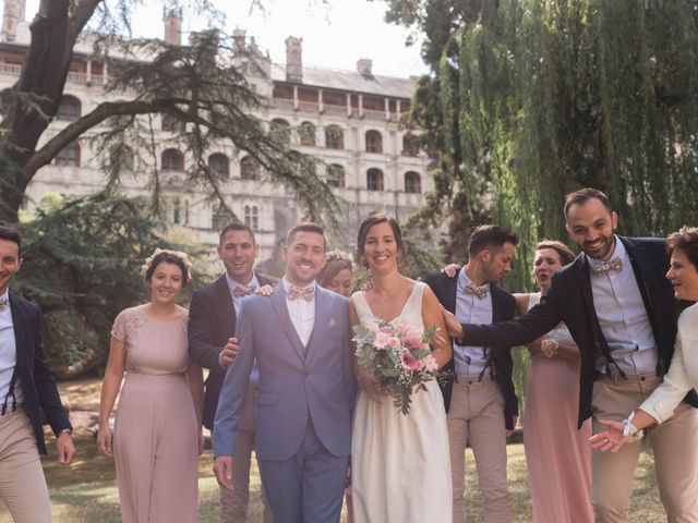 Le mariage de Mathieu et Margaux à Blois, Loir-et-Cher 12