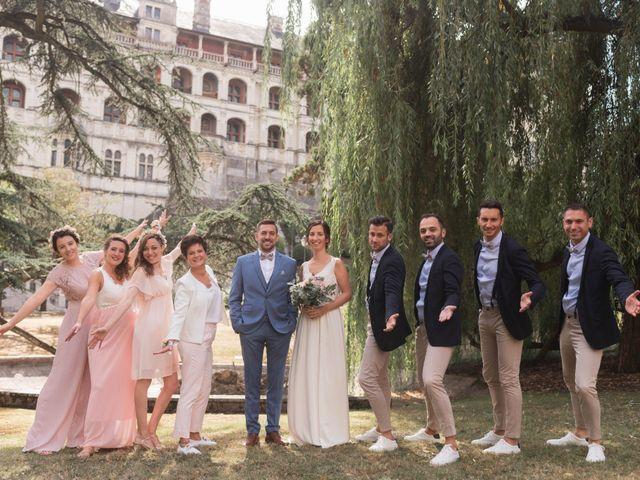 Le mariage de Mathieu et Margaux à Blois, Loir-et-Cher 13
