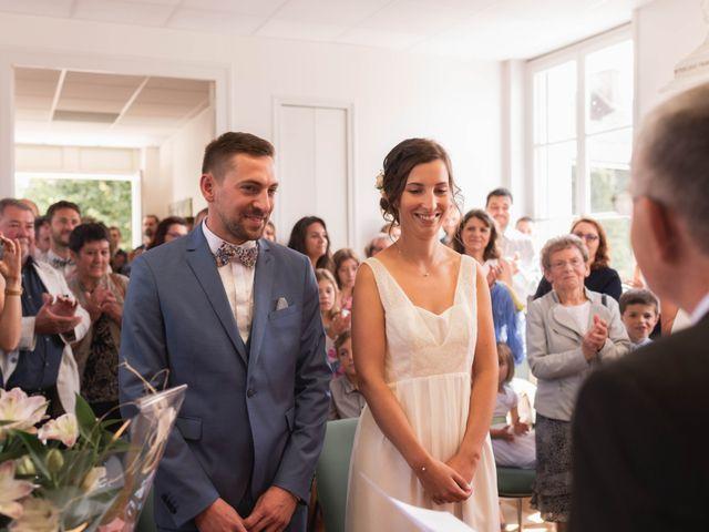 Le mariage de Mathieu et Margaux à Blois, Loir-et-Cher 15