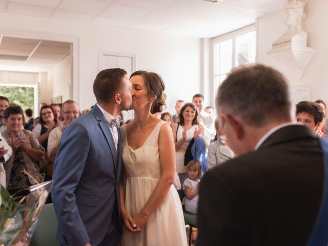 Le mariage de Mathieu et Margaux à Blois, Loir-et-Cher 16