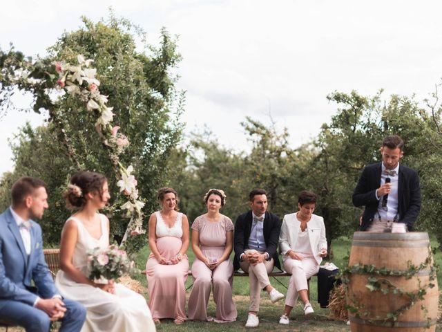 Le mariage de Mathieu et Margaux à Blois, Loir-et-Cher 41