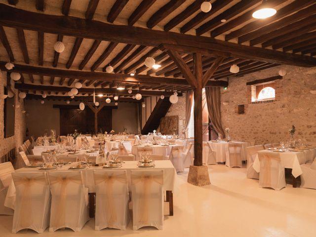 Le mariage de Mathieu et Margaux à Blois, Loir-et-Cher 47