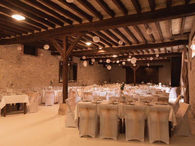 Le mariage de Mathieu et Margaux à Blois, Loir-et-Cher 50