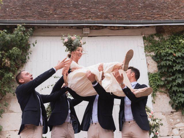 Le mariage de Mathieu et Margaux à Blois, Loir-et-Cher 53