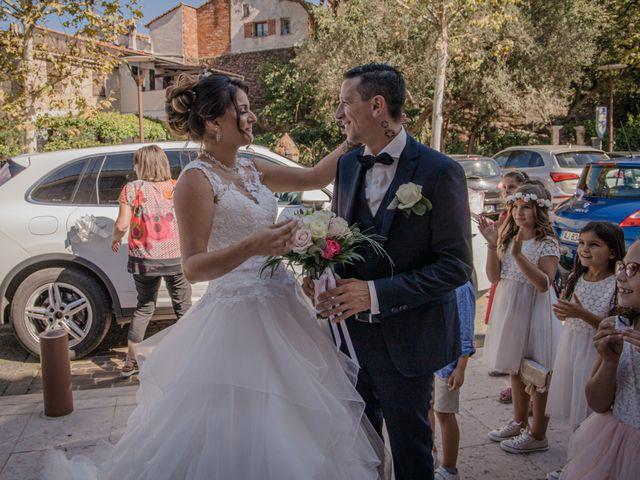 Le mariage de Fabien et Julia à Roquebrune-sur Argens, Var 67